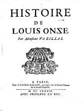 Histoire de Louis Onze: Volume2;Volume4
