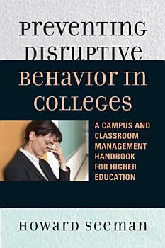 Preventing Disruptive Behavior in Colleges PDF