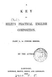 A key to Hiley's Practical English composition