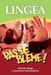 PAS DE BLEME! Slovník slangu a hovorové francouzštiny