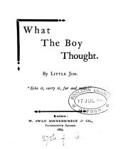 What the boy thought, by Little Jim