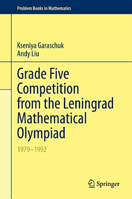 Grade Five Competition from the Leningrad Mathematical Olympiad