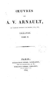 Œuvres de A. V. Arnault ...