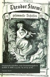 Gesammelte Schriften, Erste Gesammtausgabe in 19 Bdn. D. Bde. 1-3, 4-6, 7-9, 10-13, 14-16, 17-18 1891-89: Bände 7-9