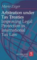 Arbitration Under Tax Treaties