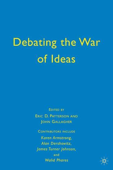 Debating the War of Ideas PDF