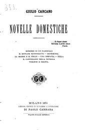 Novelle domestiche