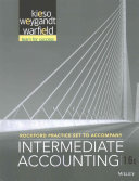 Rockford Practice Set to accompany Intermediate Accounting  16e PDF