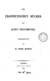 Die prophetischen Bücher des Alten Testaments