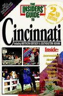 The Insiders  Guide to Cincinnati PDF