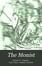 The Monist: Volume 2
