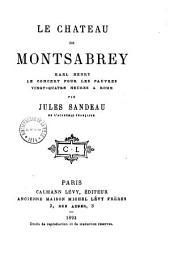 Le château de Montsabrey