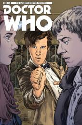Doctor Who: The Eleventh Doctor Archives #10: Body Snatched Part 1