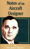 Notes of an Aircraft Designer