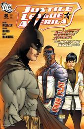Justice League of America (2006-) #8