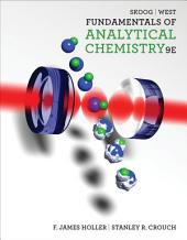 Fundamentals of Analytical Chemistry: Edition 9