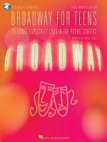 Broadway for Teens (Songbook)