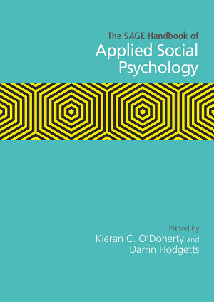 The SAGE Handbook of Applied Social Psychology PDF