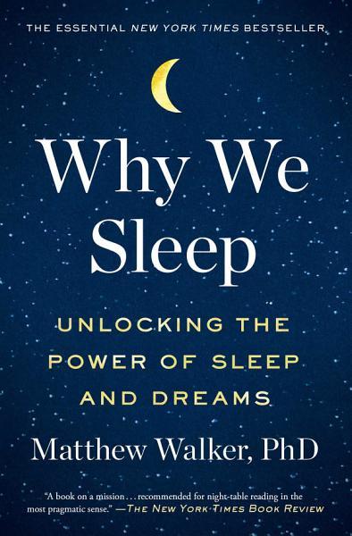 Why We Sleep Pdf Book