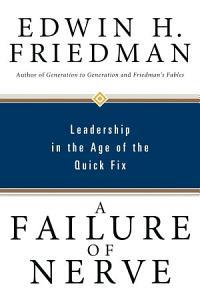 A Failure of Nerve Book