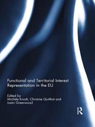 Functional and Territorial Interest Representation in the EU PDF