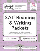 SAT Reading   Writing Packets  2020 Edition
