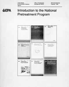 Introduction to the national pretreatment program PDF