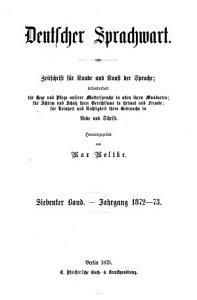 Deutscher Sprachwart PDF