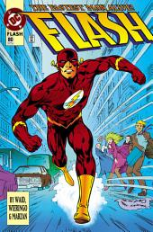 The Flash (1987-) #80