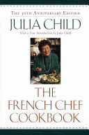 The French Chef Cookbook Book