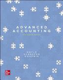 Loose Leaf for Advanced Accounting PDF