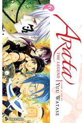 Arata: The Legend: Volume 6
