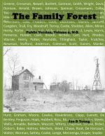 Family Forest: Public Version Volume 5 M-R