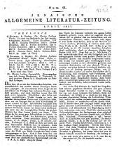 Jenaische allgemeine Literatur-Zeitung: Band 146