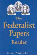 Download The Federalist Papers Reader Book