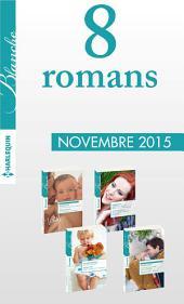 8 romans Blanche (no1242 à 1245 - novembre 2015)