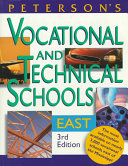 Peterson s Vocational and Technical Schools and Programs   East