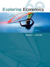 Exploring Economics: Edition 6