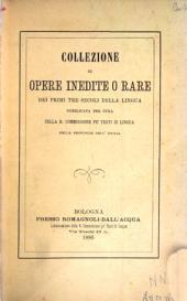 Le antiche rime volgari: secondo la lezione del Codice vaticano 3793, Volume 4
