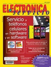 Electrónica y Servicio: Servicio a teléfonos celulares en hardware y software