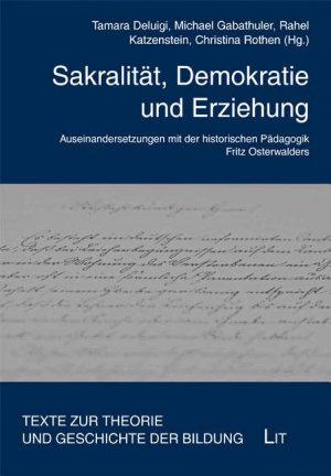 Sakralit  t  Demokratie und Erziehung PDF