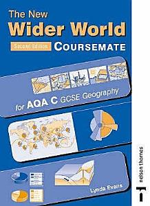 Coursemate for AQA C GCSE Geography PDF
