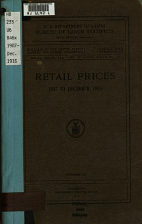 Retail Prices PDF