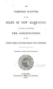 The Compiled Statutes of the State of New Hampshire PDF