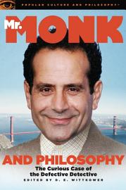Mr  Monk And Philosophy