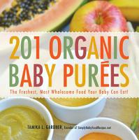 201 Organic Baby Purees PDF