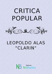 Critica popular