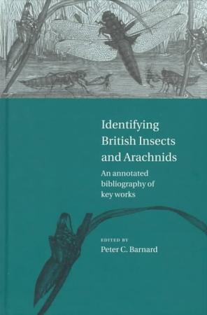 Identifying British Insects and Arachnids PDF