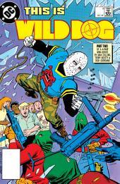 Wild Dog (1987-1987) #2