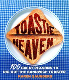 Toastie Heaven Book